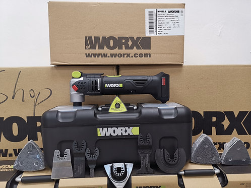 WORX 威克士 WU690 20V鋰電無碳刷多用途切割機/磨切機 (萬用寶)