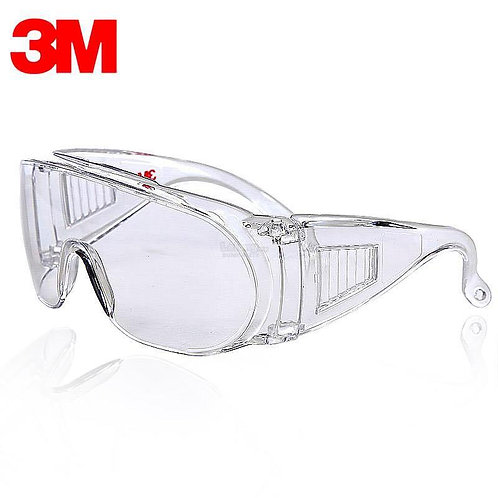 3M™ 1611 防護眼鏡 (透明鏡) - 3M™ 1611 Visitor Specs (CLR FRM, CLEAR LENS)