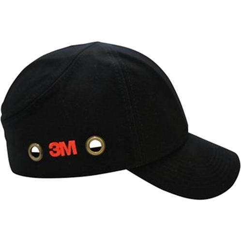 3M™Comfort Cap防撞擊鴨嘴帽 (黑色) - Comfort Cap (Black)