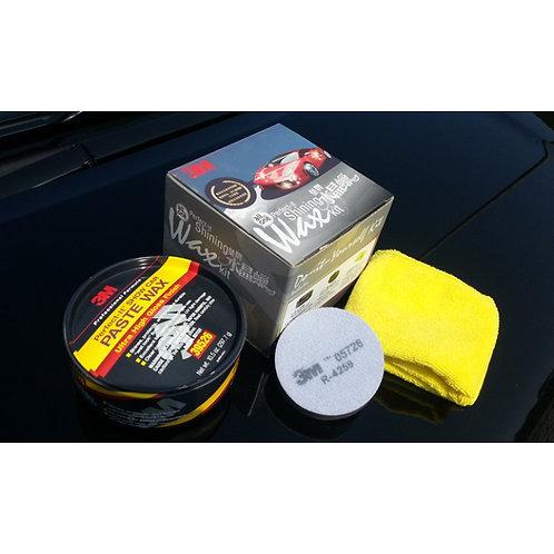 3M™ PN39526 皇牌水晶蠟套裝 (10.5OZ) - Shinning wax kit (10.5OZ)