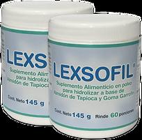 Lexsofil supleento alimentico