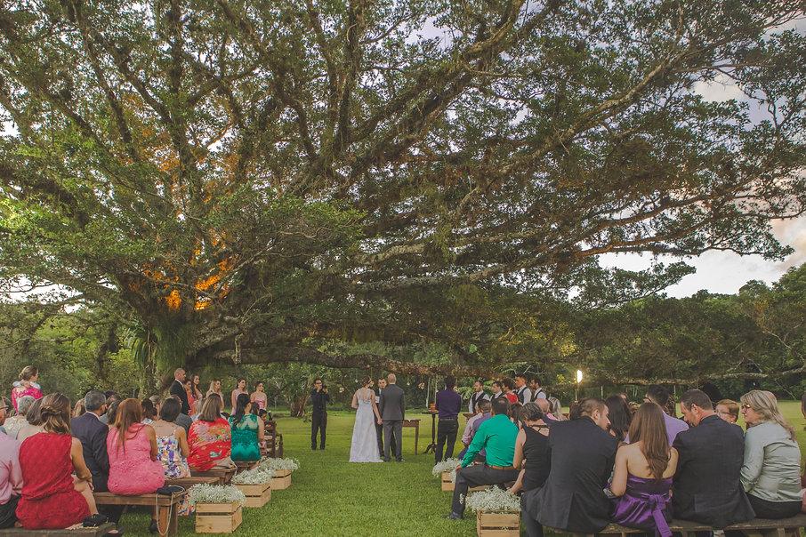 Casamento Alto da Capela RS