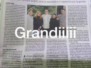 Castiglioni premiato dalla Regione Lombardia
