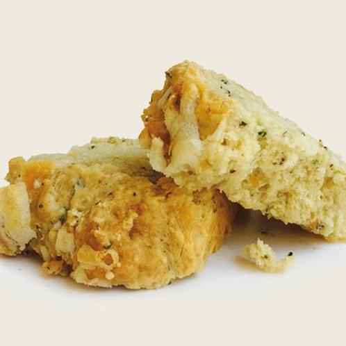 Cheesy Garlic Soberdough