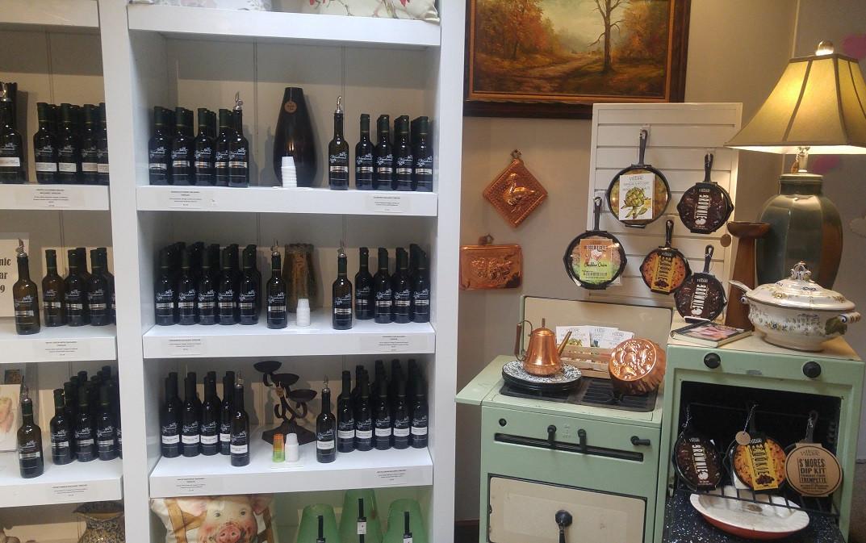 Olive Oil & Balsamic Vinegar