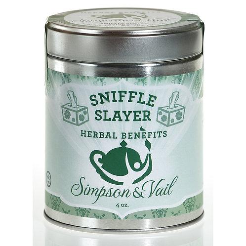 Sniffle Slayer Herbal Tea