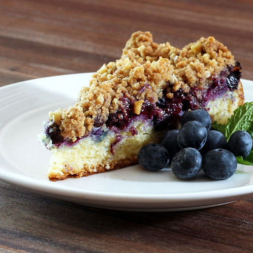 Wild Blueberry Crumb Cake Mix