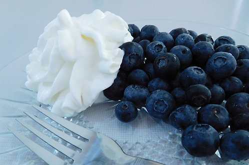 Blueberry Cream Coffee
