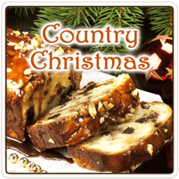 Country Christmas Coffee