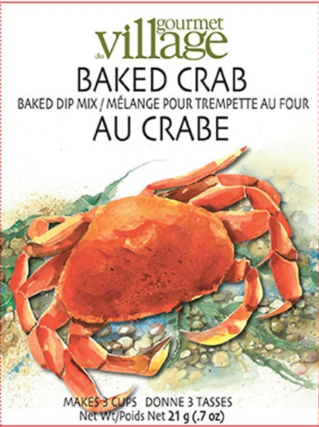 Baked Crab Dip Mix
