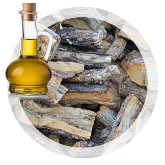 Hickory Smoked Olive Oil