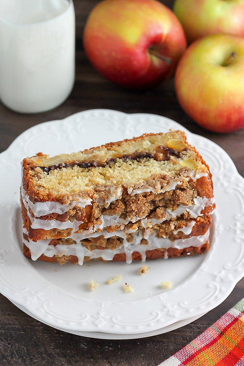 Apple Cinnamon Crumb Cake Mix