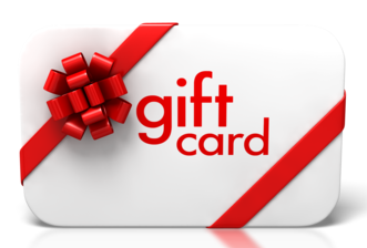 Gift Certificates $25 - $200 USABLE IN STORE ONLY