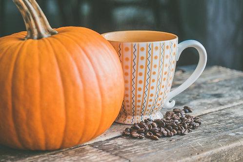 Pumpkin Lover's Gift Basket
