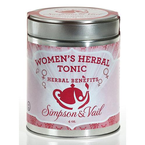 Women's Herbal Tonic Herbal Tea