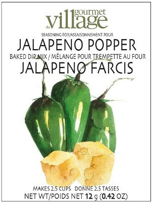 Jalapeno Popper Dip Mix