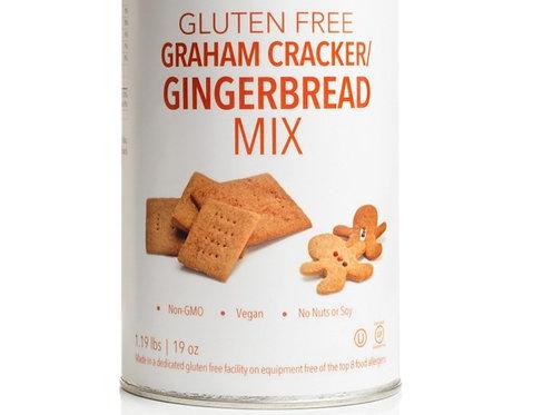 Gluten Free Graham Cracker Gingerbread Mix