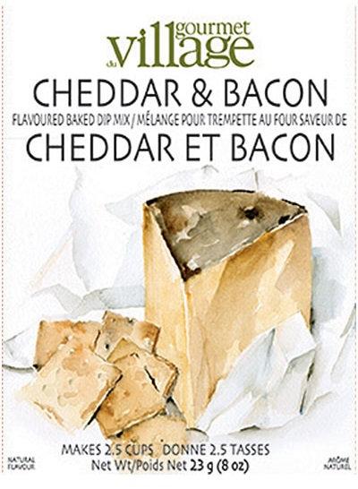 Cheddar & Bacon Dip Mix