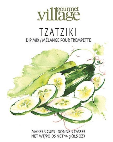 Tzatziki Dip Mix