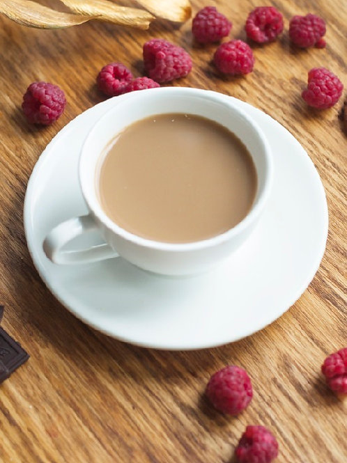 Raspberry Cream Coffee