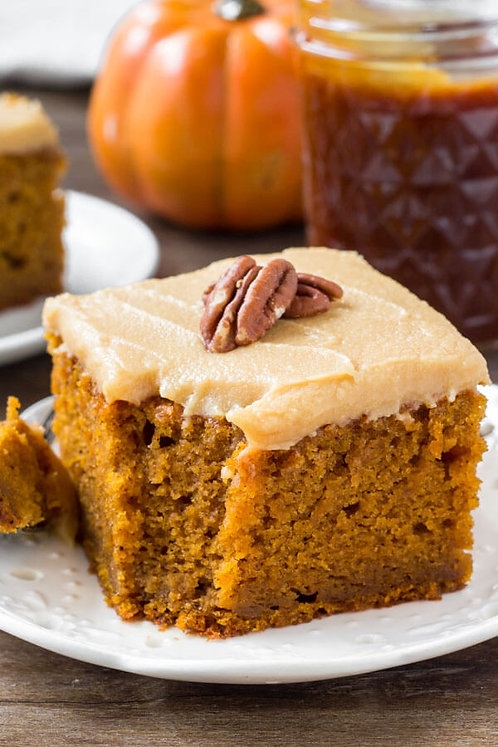 Pumpkin Ginger Cake Mix