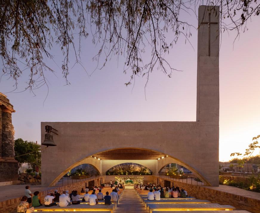 La arquitectura como lugar de confluencia