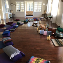 Sound Bath and Tea Ceremony at Wainright House