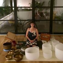 Sound Bath Lighthouse Yoga