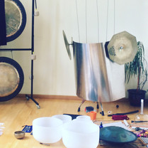 Gong and Steel Cello Sessions