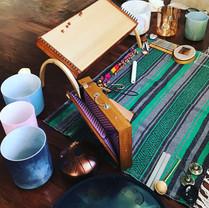 Sound Bath Instruments: Monolina, Shruti Box, Alchemy Bowls