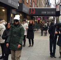 Sound Walk Midtown Manhattan