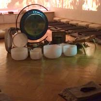 Sound Bath at WOOM Center
