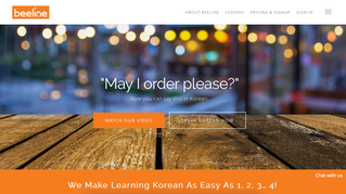 Korean Learning Tools: BeelineLanguage Review