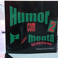 """Lançamento do livro """"Humor com Pimenta 2 - Mais ardido do que nunca"""""""