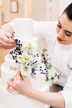 Chef Madison Lee - Wedding Cake