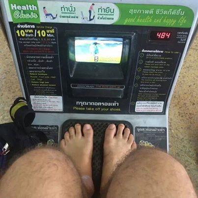 Foot Reflexology Machine in Thailand