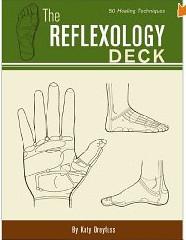 Reflexology Flash Cards