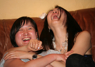 Laughter May Boost the Immune System