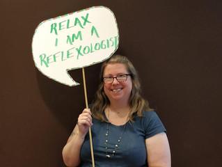 Relax, i'm a reflexologist