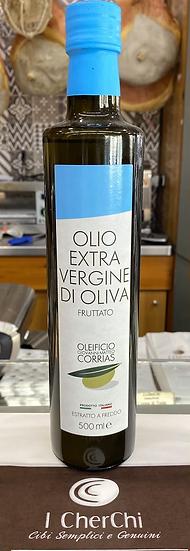 Olio Evo Fruttato - Oleificio Corrias