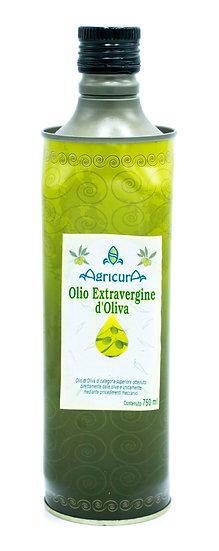 Olio Extravergine d'oliva  Nera di Gonnos -Agricura