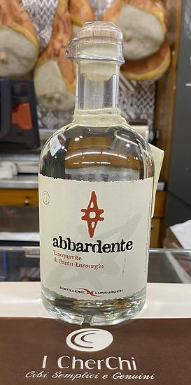 Abbardente al Finocchietto, Distillerie Lussurgesi