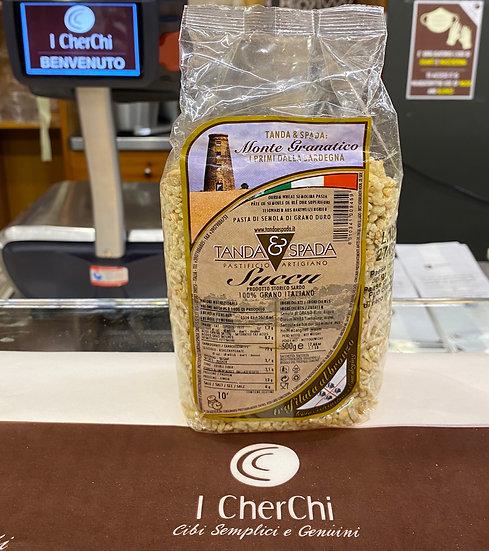 Succu, Fregola di grano locale