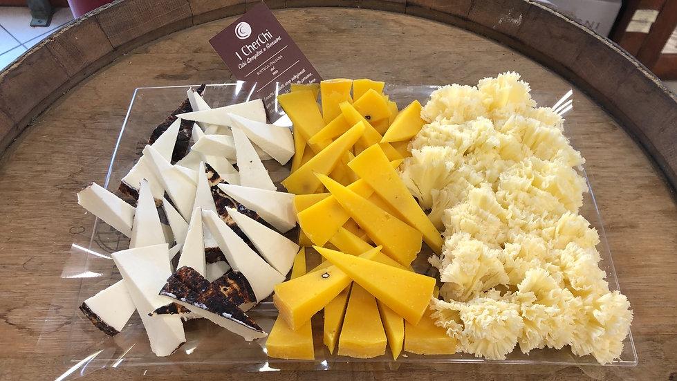 Selezione 3 formaggi