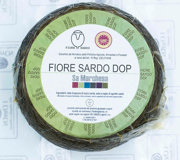 Fiore Sardo DOP - Sa Marchesa
