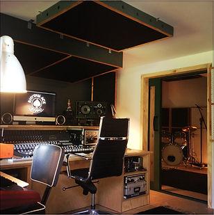 Rhythm Ace Studio Control Room 2