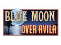 Blue Moon Over Avila