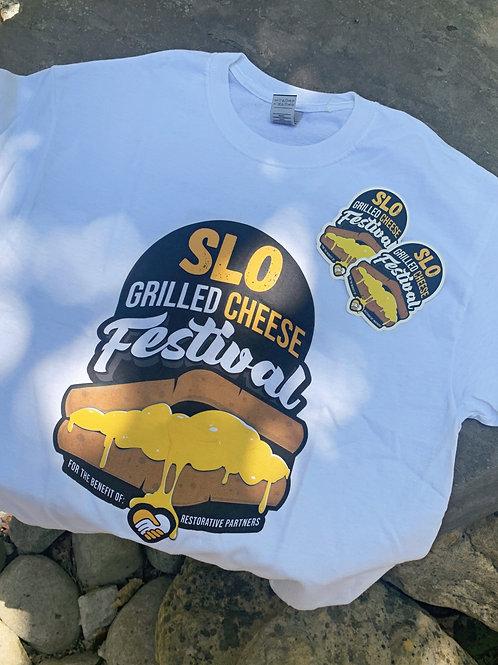T-shirt & Sticker Pack