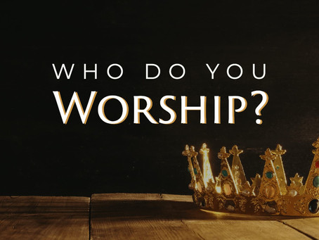 Who Gets the Worship?