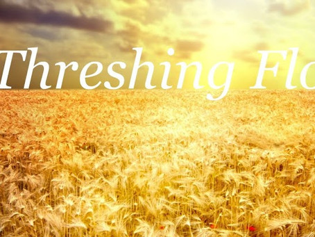 """The Threshing Floor"""